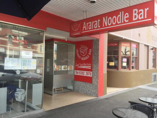 Ararat Noodle Bar - VIC Tourism