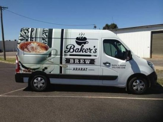 Baker's Brew - VIC Tourism