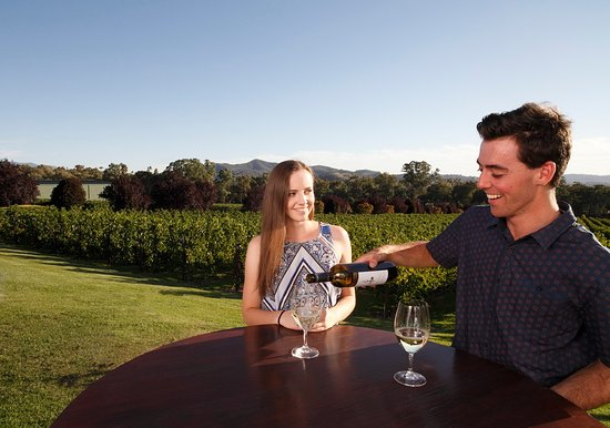 Gapsted Wines - VIC Tourism