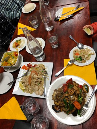 Kinnaree Thai Restaurant - VIC Tourism