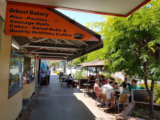 Orbost bakery - VIC Tourism