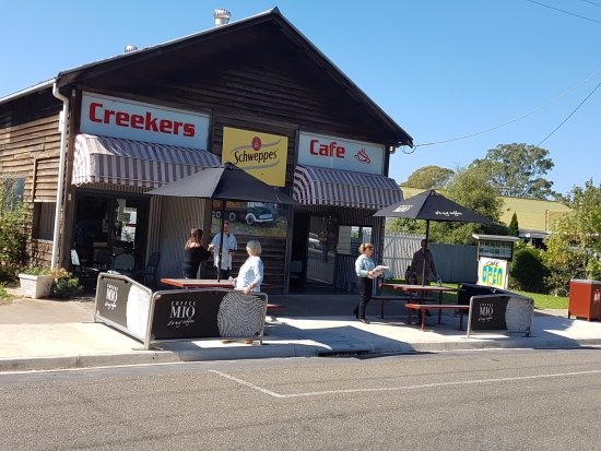 Creekers Cafe - VIC Tourism