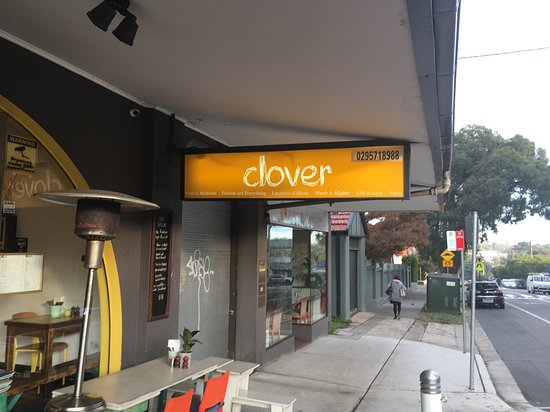 clover cafe - VIC Tourism