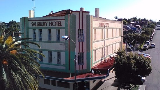Salisbury Hotel Stanmore - VIC Tourism