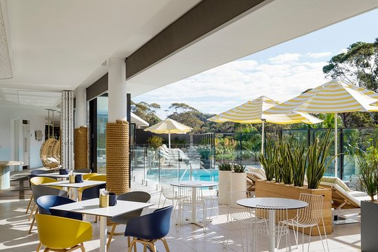 The Rooftop Bar  Grill - VIC Tourism