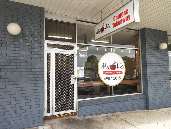 Mr Ho's Chinese Takeaway - VIC Tourism