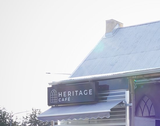 Heritage Cafe - VIC Tourism