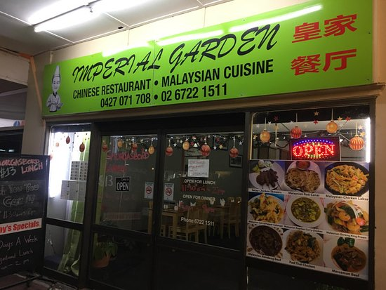 Imperial Garden Chinese Malaysian Cuisine - VIC Tourism