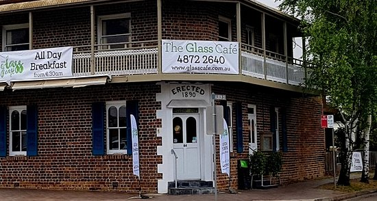 The Glass Cafe - VIC Tourism