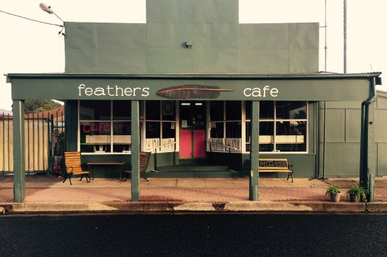 feathers cafe - VIC Tourism