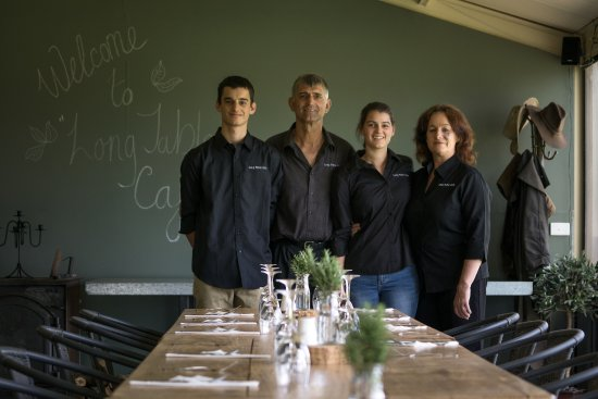 Long Table Cafe - VIC Tourism