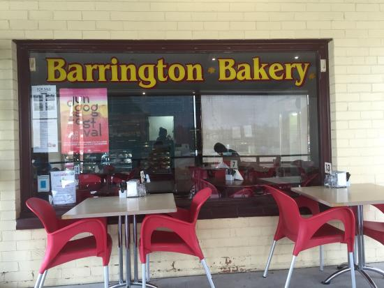 Barrington Bakery - VIC Tourism