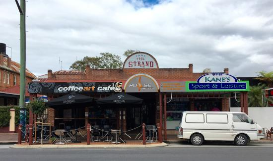 Coffeeart Cafe - VIC Tourism
