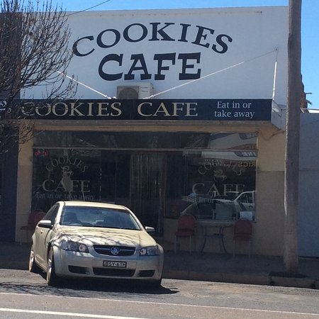 Cookies Cafe - VIC Tourism