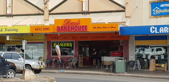 Dave's Bakehouse - VIC Tourism