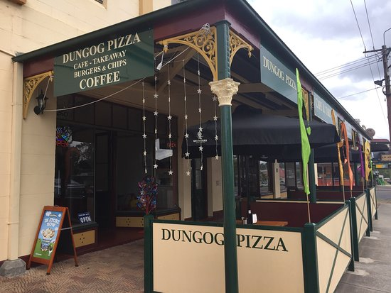 Dungog Pizza - VIC Tourism