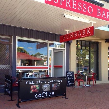 Ironbark Espresso Bar  Cafe - VIC Tourism