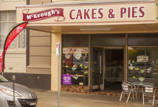 McKeoughs Cake Shop - VIC Tourism