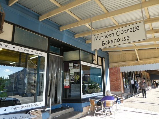 Morpeth Cottage Bakehouse - VIC Tourism