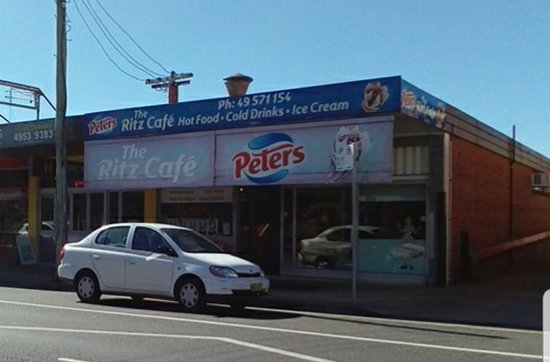 The Ritz Cafe - VIC Tourism