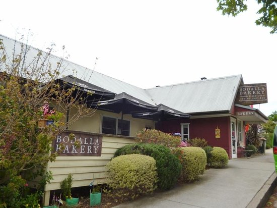 Bodalla Bakery - VIC Tourism