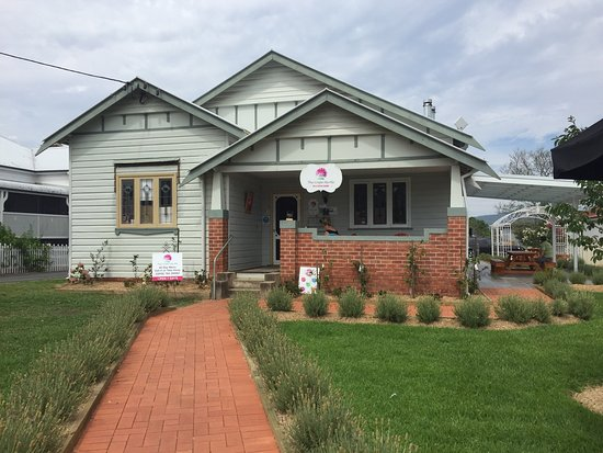 The Crepe Myrtle Tea and Coffee Rooms - VIC Tourism
