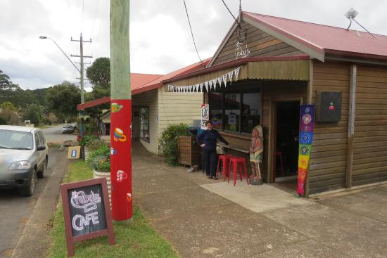 Ruby's Cafe - VIC Tourism