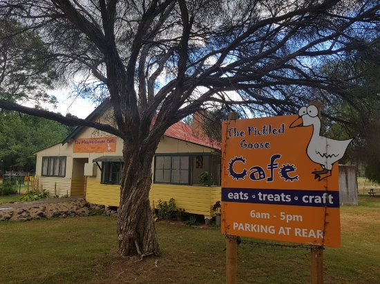 The Pickled Goose Cafe - VIC Tourism