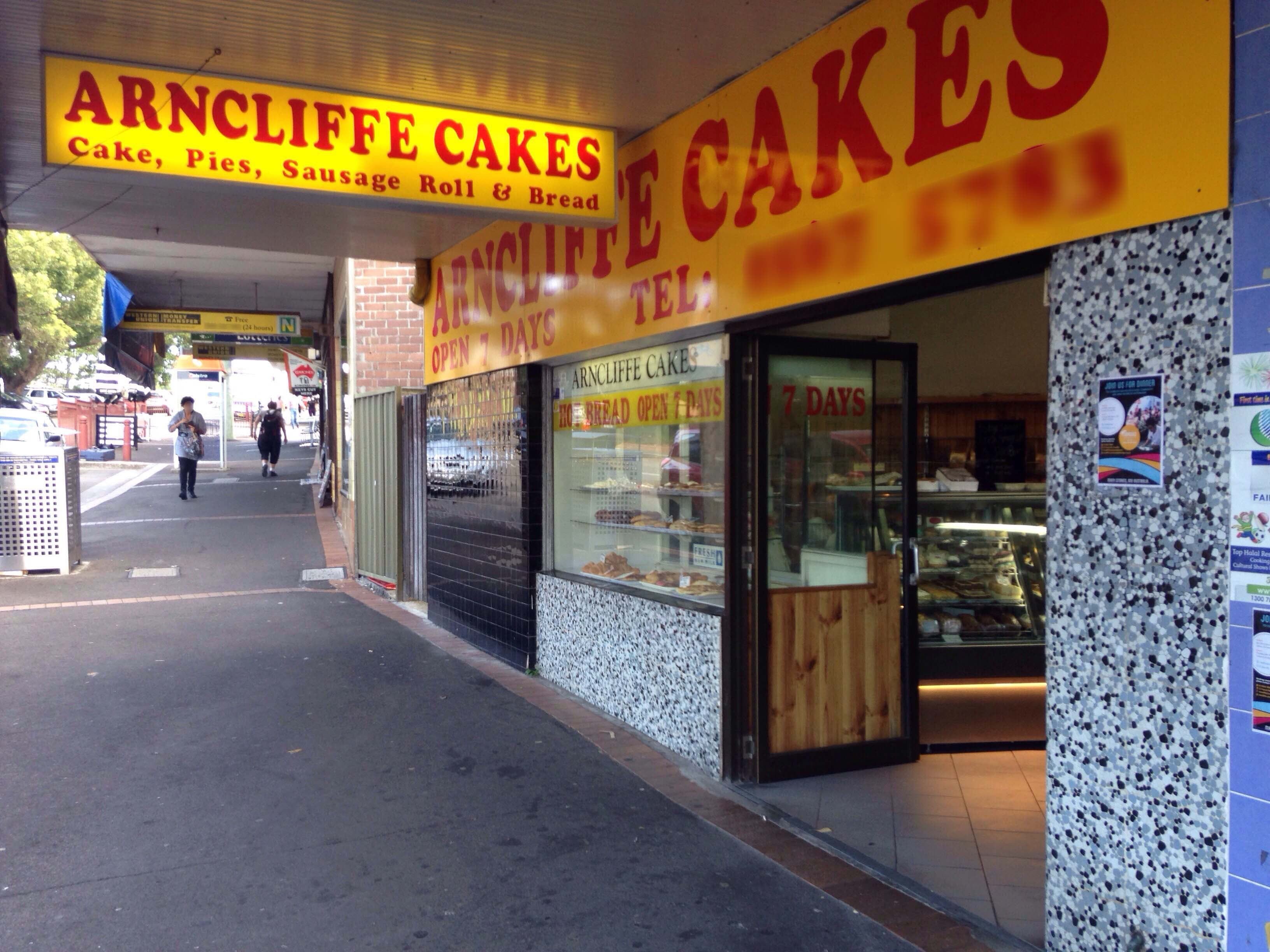 Arncliffe Cakes - VIC Tourism