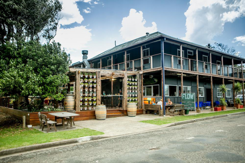 Flow Bar - VIC Tourism