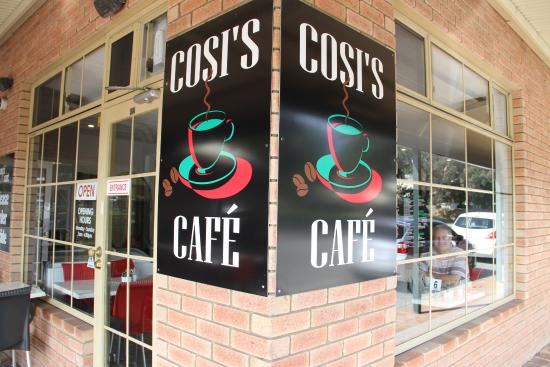 Cosis Cafe - VIC Tourism