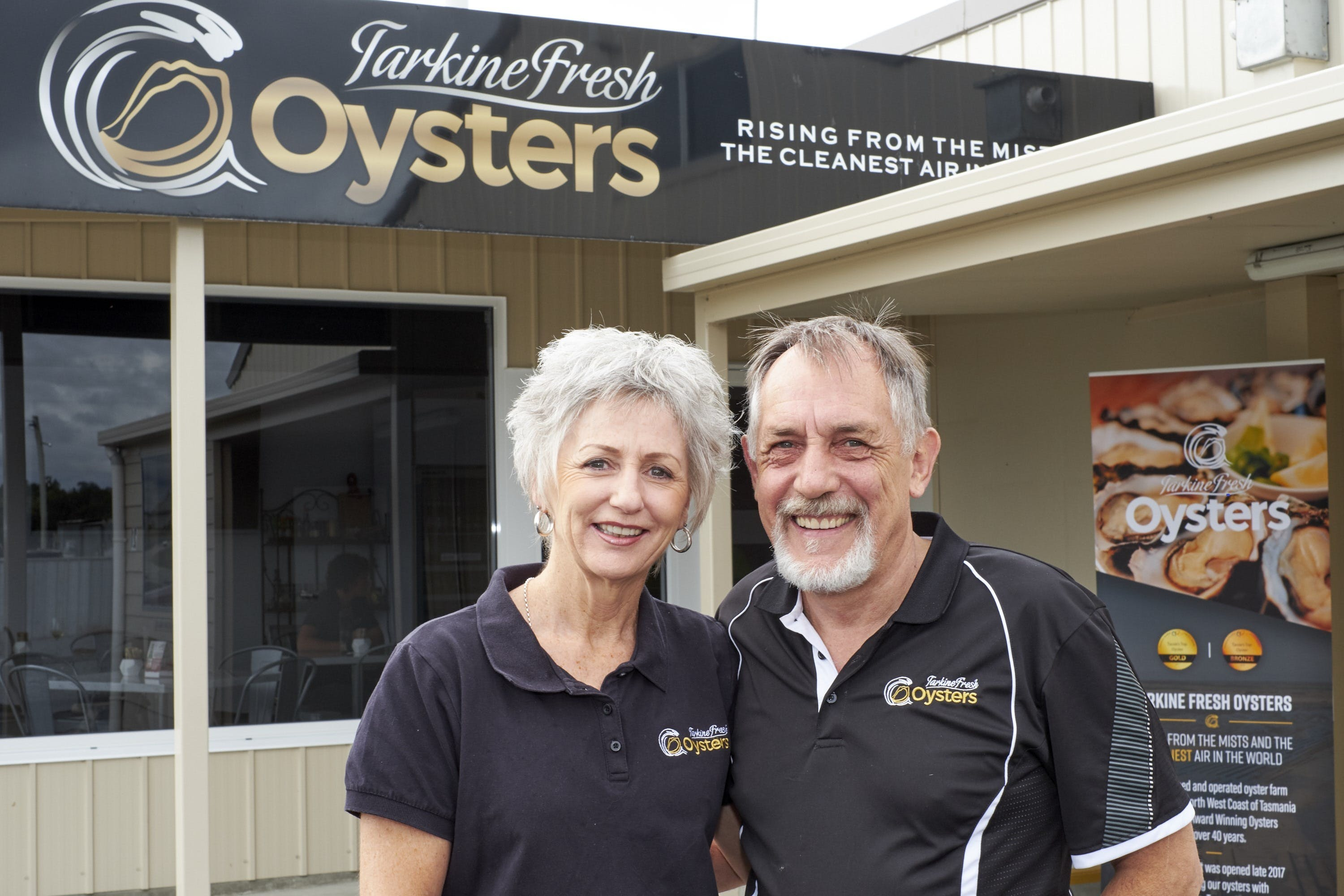Tarkine Fresh Oysters - VIC Tourism