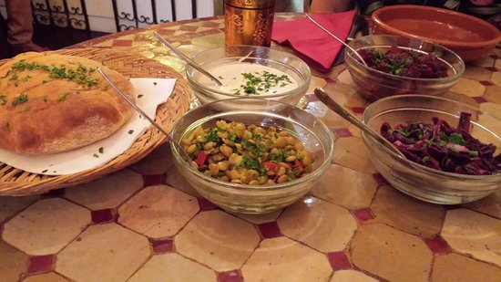 Moroccan Feast - VIC Tourism