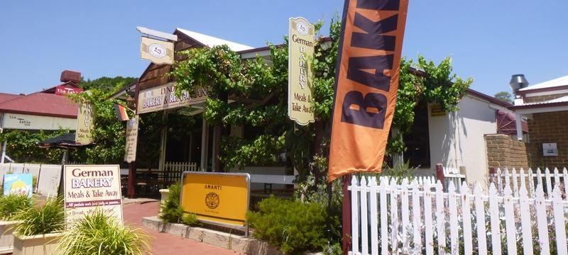 Lyndoch Bakery  Restaurant - VIC Tourism