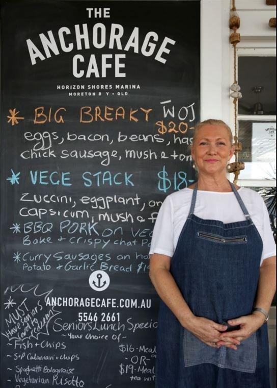 The Anchorage Cafe - VIC Tourism