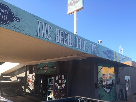 The Brew Drive Thru - VIC Tourism
