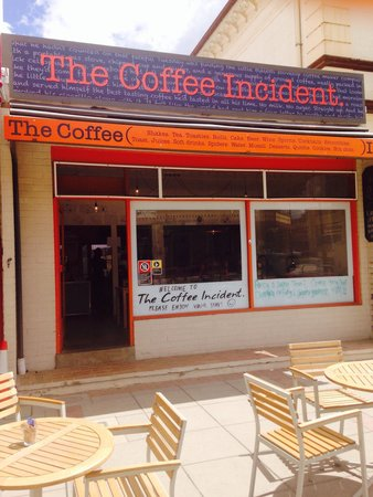 The Coffee Incident - VIC Tourism