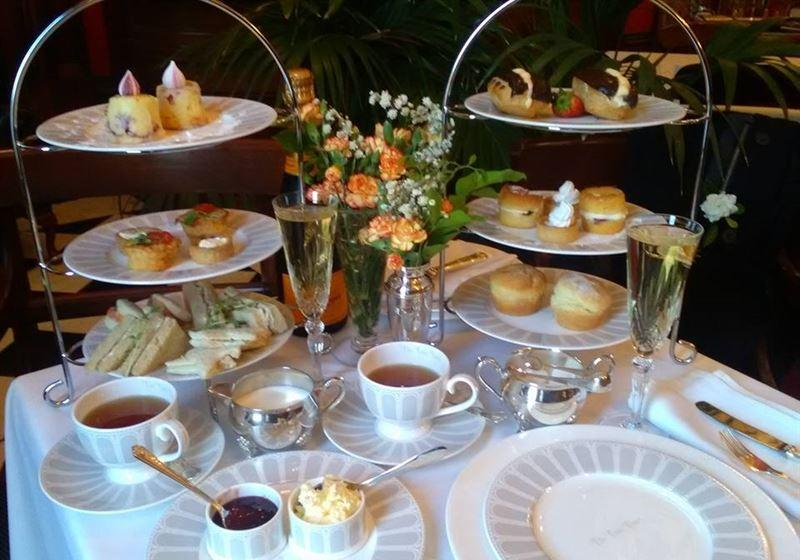The Palm Court Tea Salon