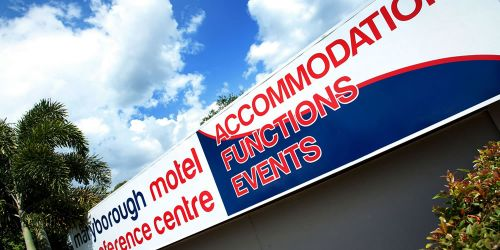 Maryborough Motel  Conference Centre - VIC Tourism