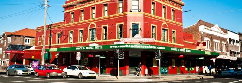 The Coach  Horses Hotel - VIC Tourism