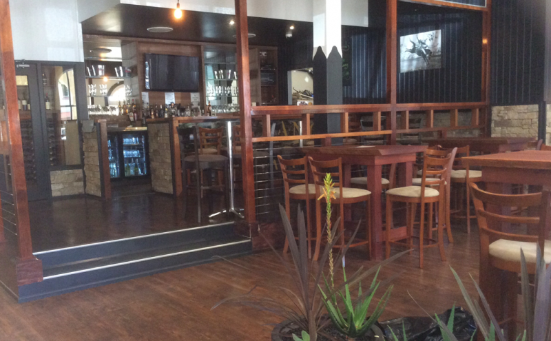 The Ranch Bar  Grill Rockhampton - VIC Tourism