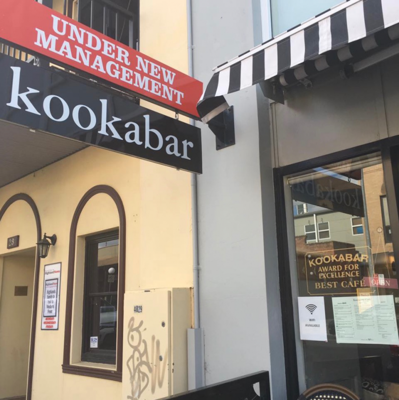 Kookabar Cafe - VIC Tourism