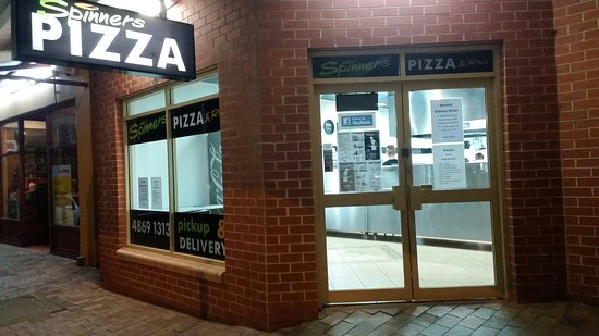 Spinners Pizza - VIC Tourism