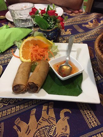 Thai Banana Leaf - VIC Tourism