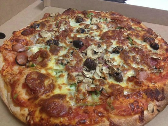 Eat-a-Pizza - VIC Tourism
