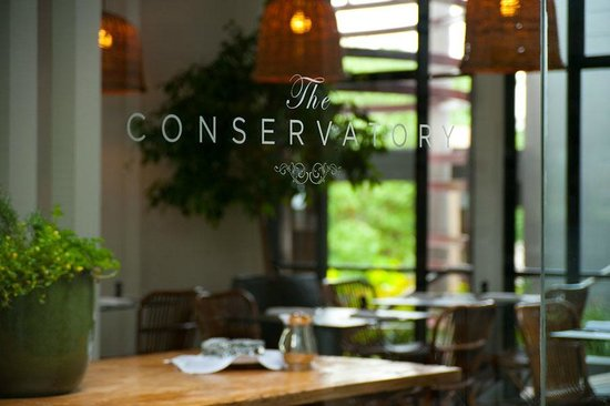 The Conservatory - VIC Tourism