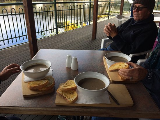 Boat Shed Cafe - VIC Tourism