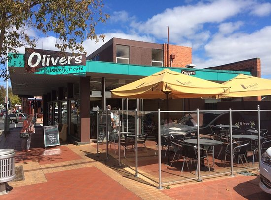 Olivers Bakery  Cafe - VIC Tourism