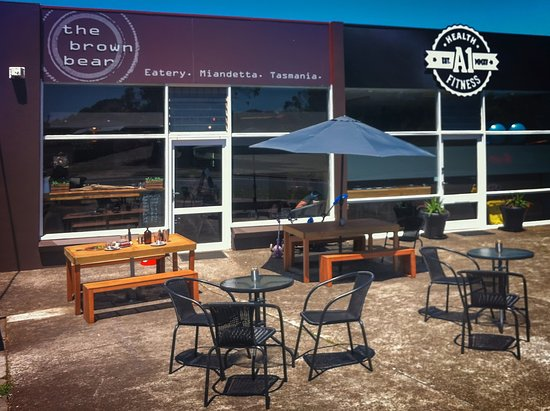 The Brown Bear Eatery - VIC Tourism
