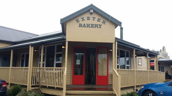 Exeter Bakery - VIC Tourism